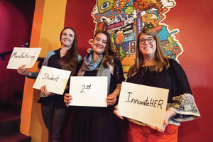 InnovateHER Competition Regional Winner