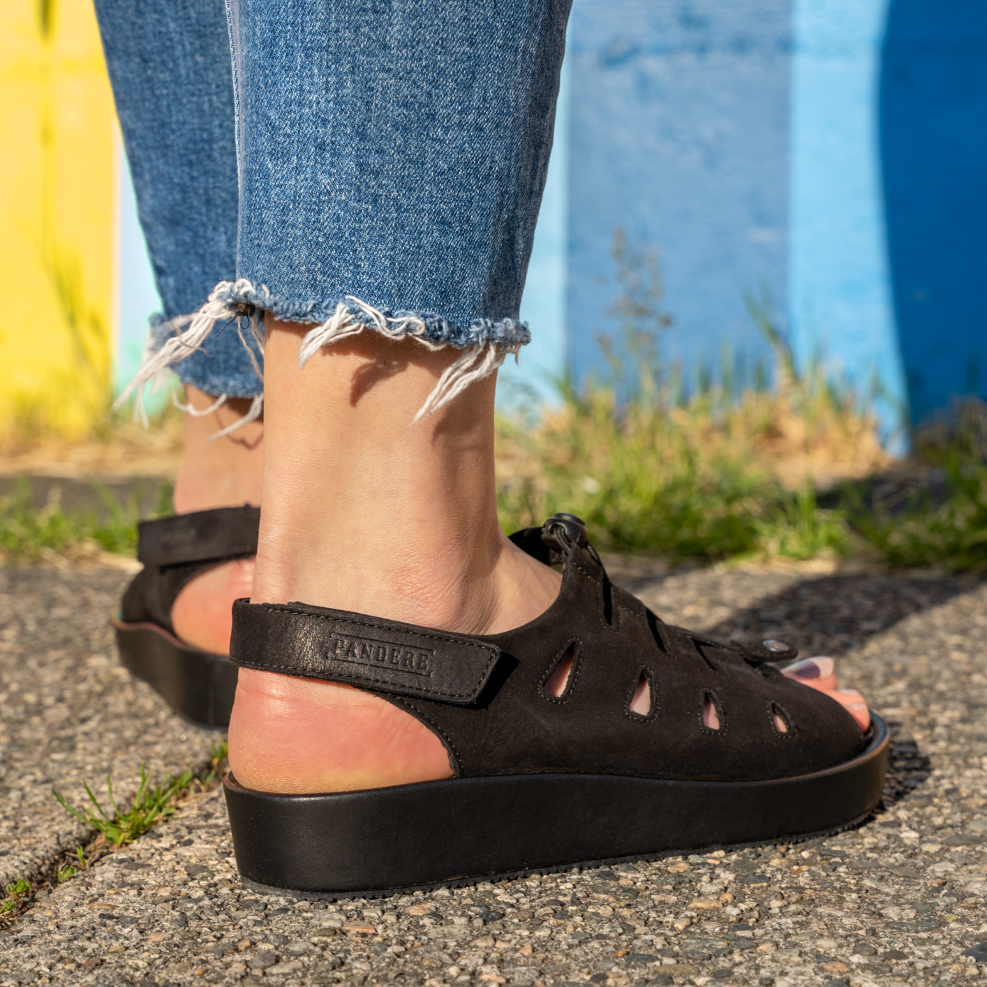 The Traveler Sandal