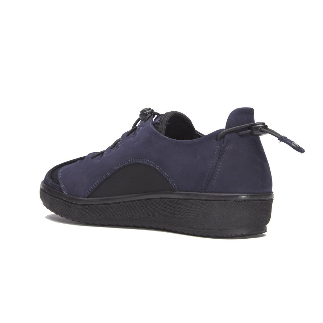 Blue Pandere Barista Shoe | Womens Shoes For Swollen Feet | 3