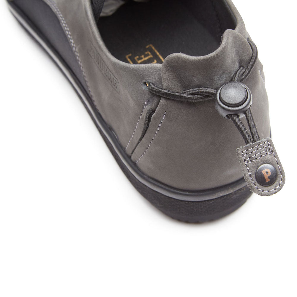 Grey Pandere Barista Shoe | Womens Shoes For Swollen Feet | 7