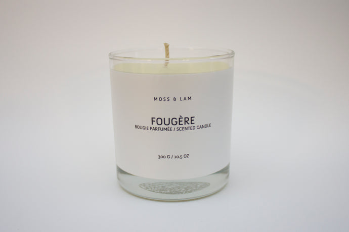 Scented Candles - FOUGÈRE