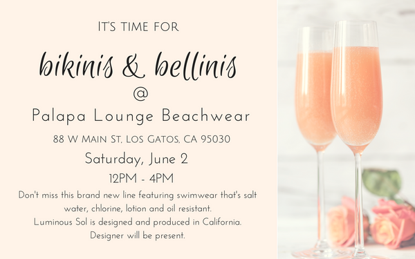Join us for Bikinis & Bellinis