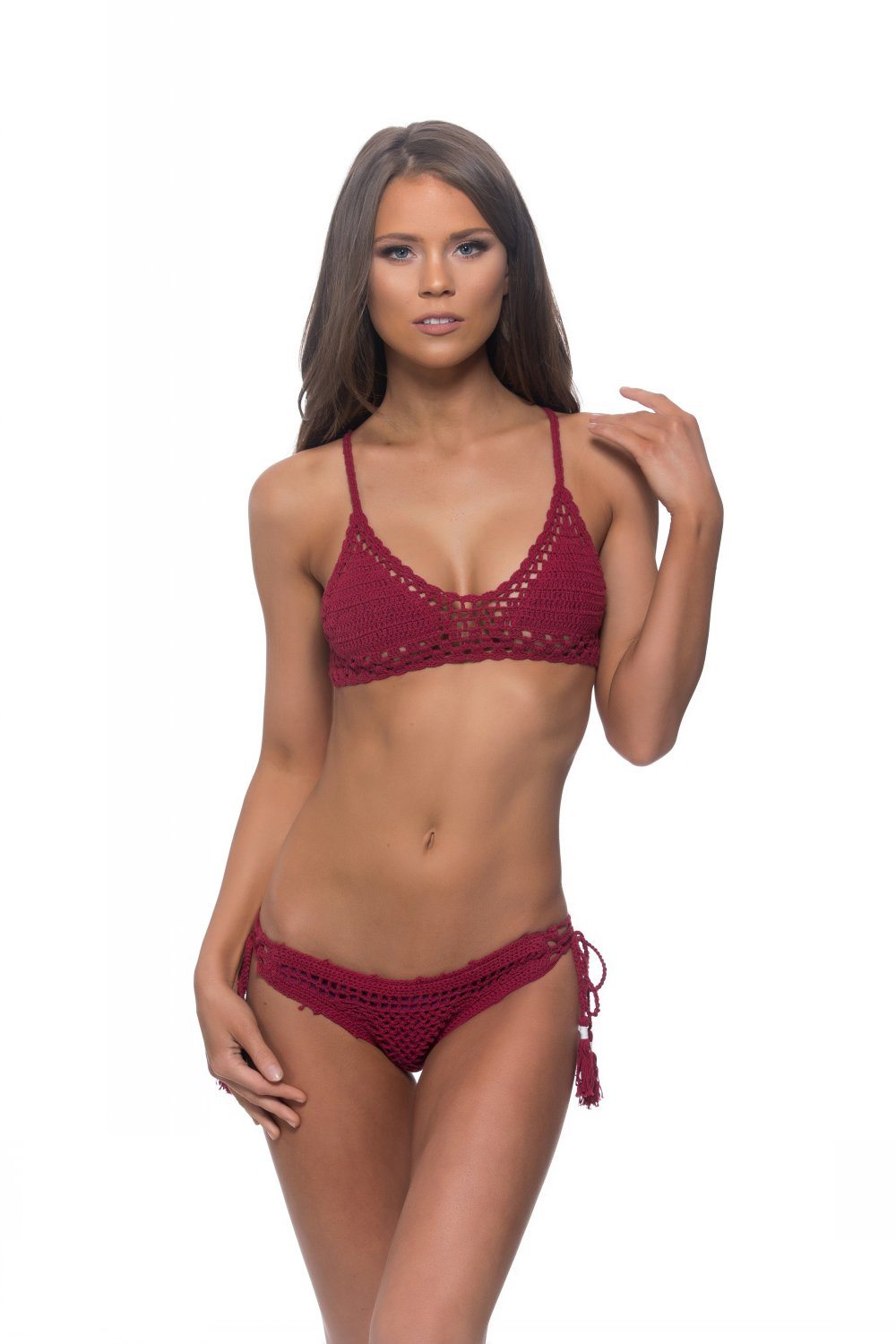 Gia Crochet Bottom