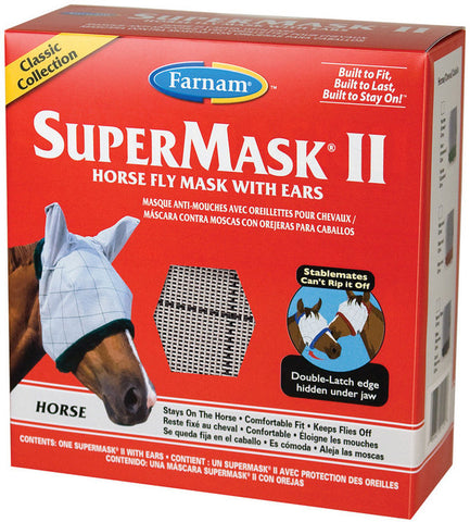 Supermask II Classic with Ears - Bronco Western Supply Co.