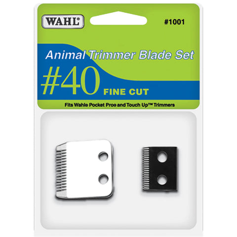 Wahl Replacement Blades - Pocket Pro - Bronco Western Supply Co.