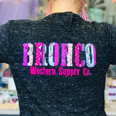 Bold - Bronco Western Supply Co.