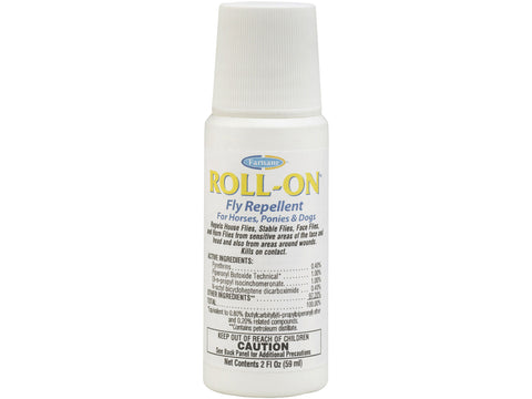 Roll-On Fly Repellent for Horses, Ponies and Dogs - Bronco Western Supply Co.