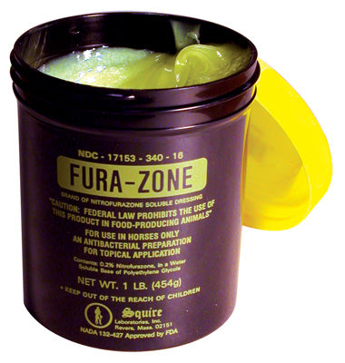 Fura-Zone Dressing - Bronco Western Supply Co.