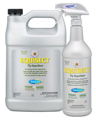 Equisect Fly Repellent Spray - Bronco Western Supply Co.