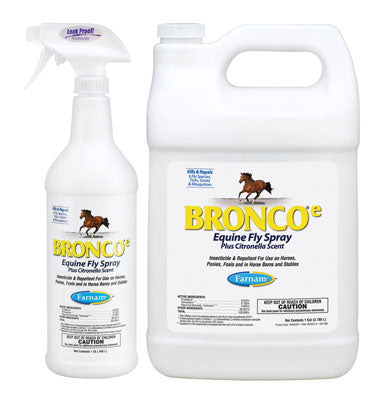 Bronco Equine Fly Repellent Spray