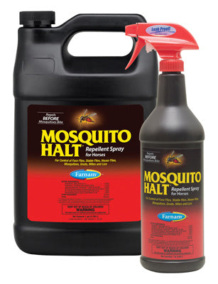 Mosquito Halt Fly Repellent Spray - Bronco Western Supply Co.