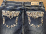 Grace In LA Sands of Time Easy Boot Cut Jeans - Bronco Western Supply Co.