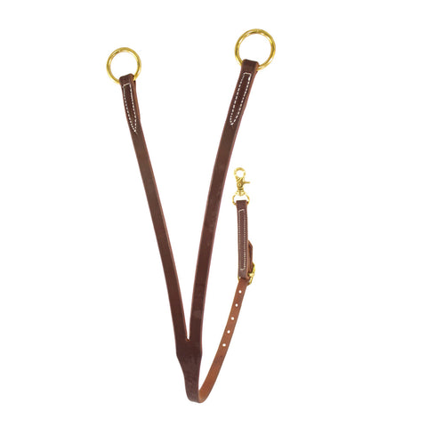 Harness Leather Training Fork - Bronco Western Supply Co.