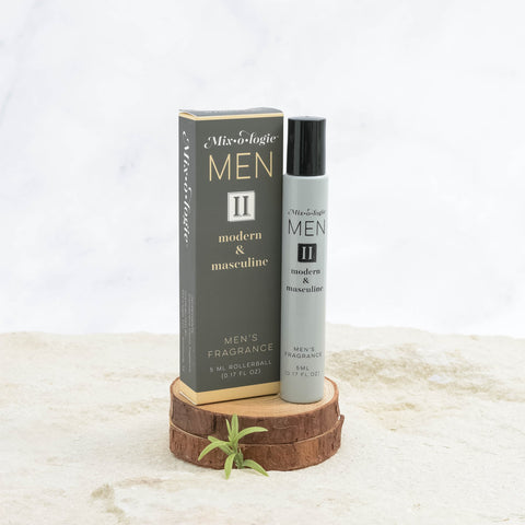 Mixologie Fragrance for Men - Modern & Masculine (II) - Bronco Western Supply Co.