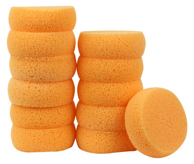 Tack Sponge - 12 Pack - Bronco Western Supply Co.