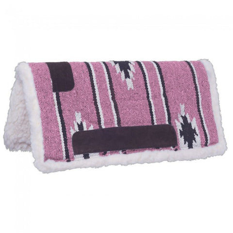 Miniature Sierra Saddle Pad - Pink