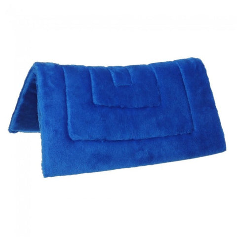 Pony Size Western Double Fleece Pad - Bronco Western Supply Co.
