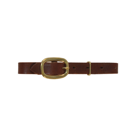 Leather Flank Connector Strap