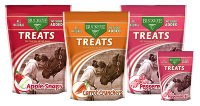 Buckeye Nutrition All-Natural, No Sugar Added Treats