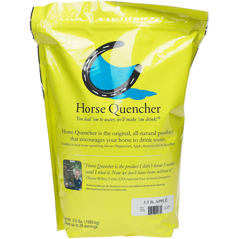 Horse Quencher Horse Electrolyte - Bronco Western Supply Co.