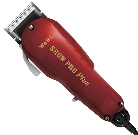 Wahl Show Pro Plus Adjustable Blade Clippers - Bronco Western Supply Co.