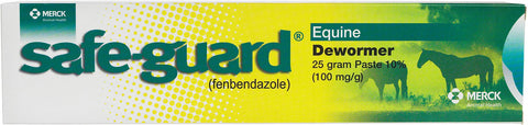 Safe-Guard Paste Dewormer (Fenbendazole) - Bronco Western Supply Co.