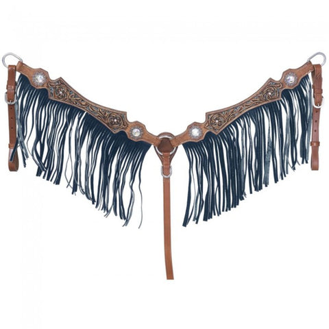 Skylar Collection Breast Collar - Bronco Western Supply Co.