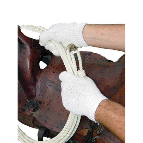 Cotton Roping Gloves - Bronco Western Supply Co.