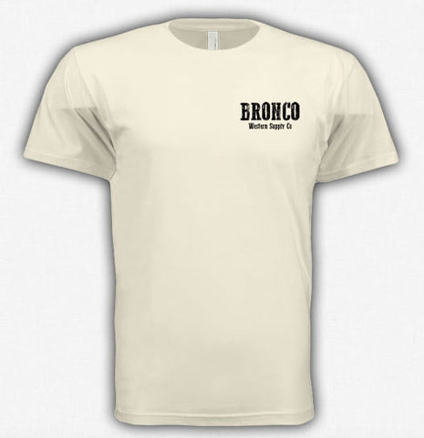 Bronco Western Supply T-Shirt - Bronco Western Supply Co.