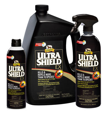 Ultra Shield EX Fly Repellent Spray - Bronco Western Supply Co.