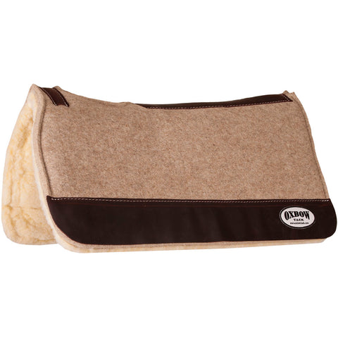 "3/4"" Wool Extreme Pad - Bronco Western Supply Co."