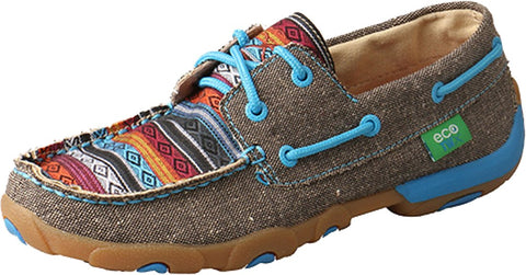 Twisted X Serape Driving Moccasins - Bronco Western Supply Co.