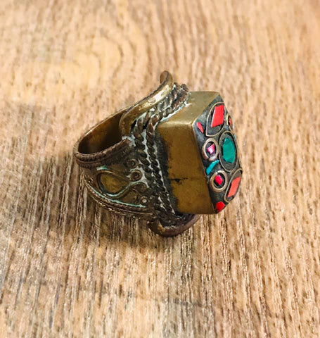 Pharoah Ring - Bronco Western Supply Co.