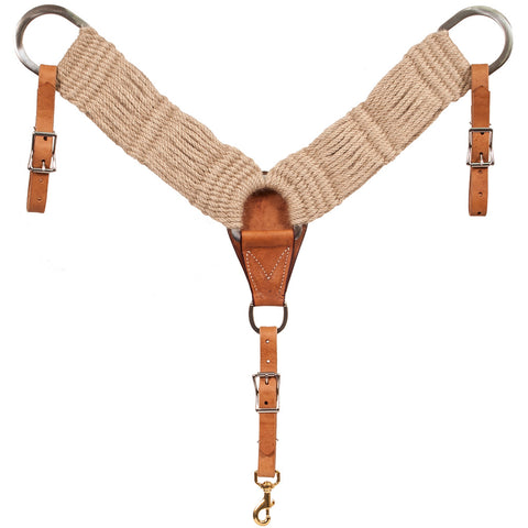 "3"" 100% Mohair Breastcollar - Bronco Western Supply Co."