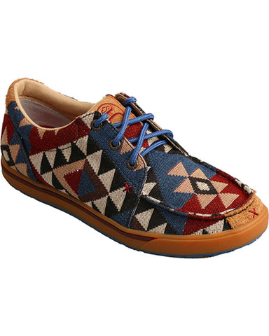 HOOey Lopers by Twisted X Women's Patterned Shoes - Bronco Western Supply Co.
