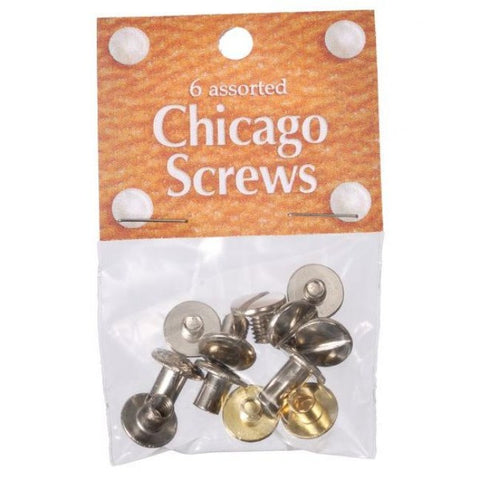 Tough-1 Chicago Screw Assortment Bag - Bronco Western Supply Co.