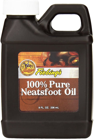 100% Pure Neatsfoot Oil - Bronco Western Supply Co.