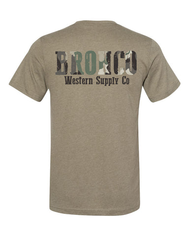 Camo - Bronco Western Supply Co.
