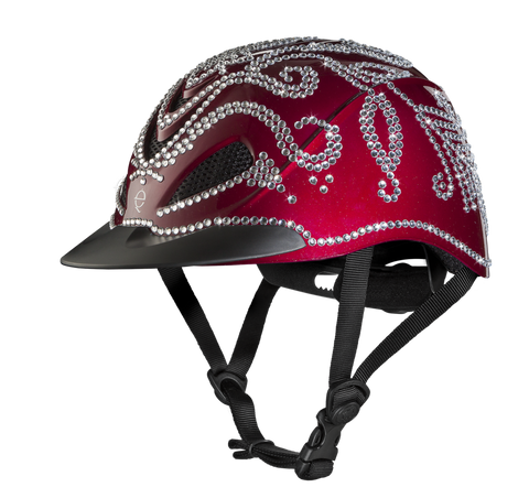 Helmet Bling - Bronco Western Supply Co.