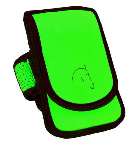 The Horse Holster - Bright Green