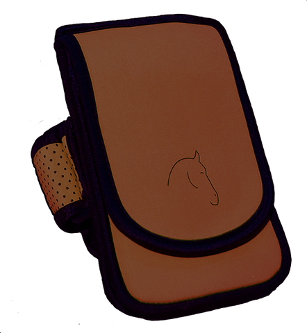 The Horse Holster - Light Brown