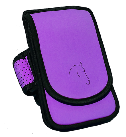 The Horse Holster - Purple