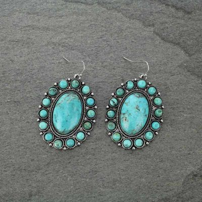 Check Yes Or No Earrings - Bronco Western Supply Co.