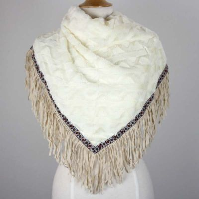 Faux Fur Scarf - Bronco Western Supply Co.