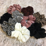 Scrunchies (Various Styles) - Bronco Western Supply Co.