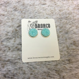 Stud Earrings (various types and colors) - Bronco Western Supply Co.