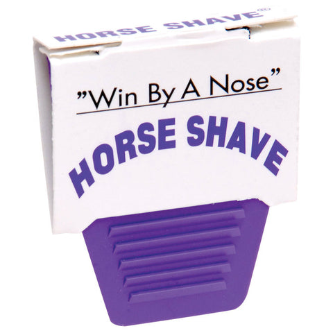 """Win by a Nose"" Horse Shave - Bronco Western Supply Co."