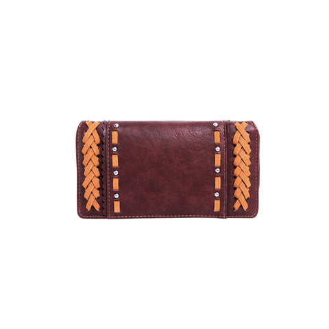 Montana West Classic Collection Wallet - Bronco Western Supply Co.