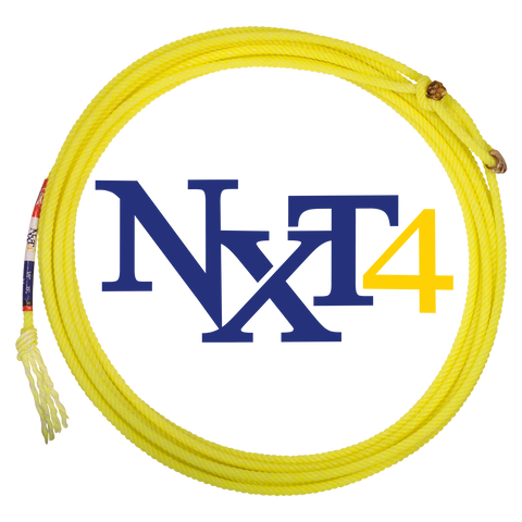 Classic Ropes NXT4 Heel Team Rope - Bronco Western Supply Co.