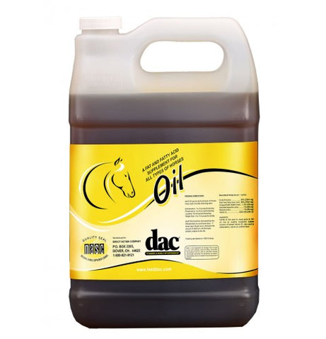 Dac Oil - Bronco Western Supply Co.
